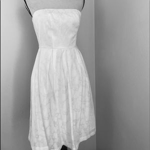 The Limited White Dress. Sz 2.